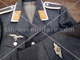 Four pocket tunic (tuchrock) for an Nco of the Luftwaffe.