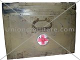 Case for autoclave accessories for field hospital