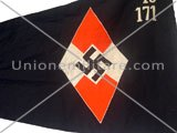 An Hitler Youth Pennant (BDM)