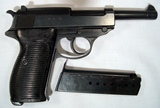 Deactivated Walther P.38.