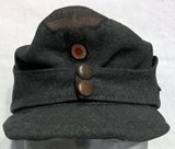 German mountain troops cap.