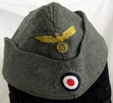 Coast artillery fiield cap.
