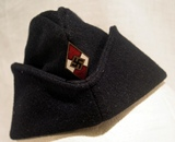 Hitler's Youth winter service cap.