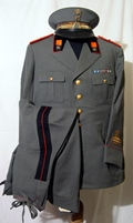Captain Outfit pattern '34 of the 213° Infantry Regiment