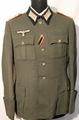 Tunic patter, '36 for an Artllery Captain.