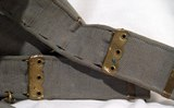 R.A.F. full pistol belt.