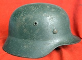 German helmet pattern 1940 for the army.
