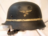 Helmet mod. '34 German Airport Police