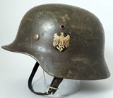 German helmet pattern 1935 for the Heer