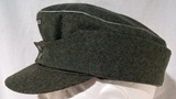 German Army M1943 field cap.