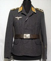 Giacca corta Luftwaffe (fliegerbluse)