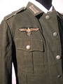 German private infantry tunic pattern 1940.