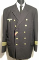 German Navy officer's tunic.
