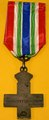 Italian commemorative Cross of the 3rd Army.