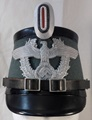 German Police's shako for Nco.