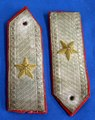 Pair of epaulettes for an Italian Brigade General 20 's-30 's