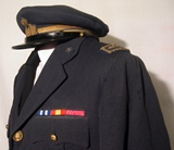 Royal airforce lieutenant pilot outfit.